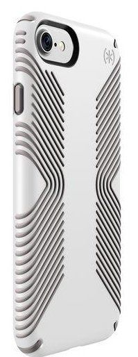 SPECK Presidio Grip iPhone 7 case - White, картинка 3
