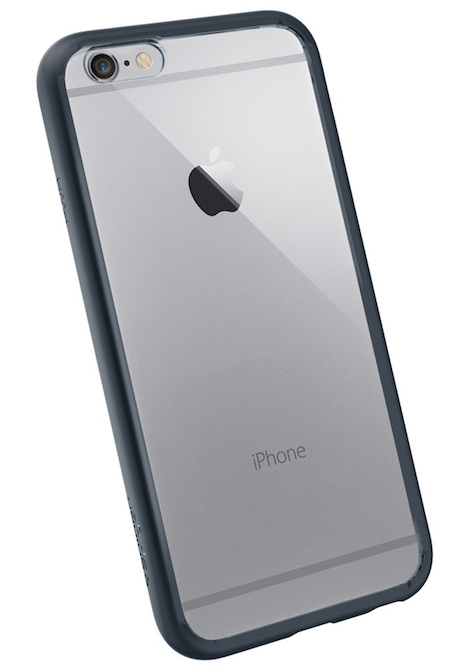 SGP iPhone 6S Ultra Hybrid - Gunmetal