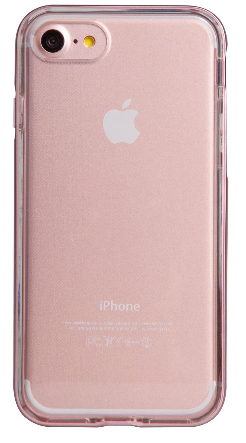 VIVA iPhone 7 Airefit Borde Case TPU Rose Gold, картинка 1