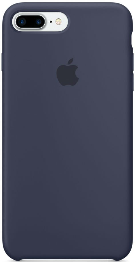 Apple iPhone 7 Plus Selicone Case Midnight Blue, картинка 1