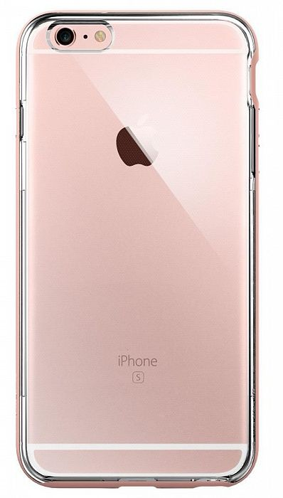 SGP iPhone 6S Plus Neo Hybrid EX - Rose Gold