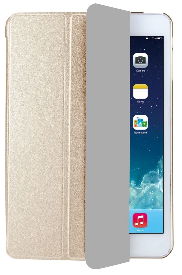 Apple iPad 2017 Smart Case - Gold