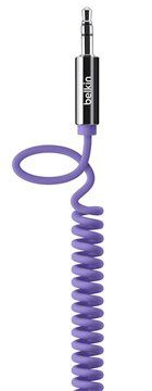 Belkin AUX Audio cable 1.8m - Purple, картинка 1