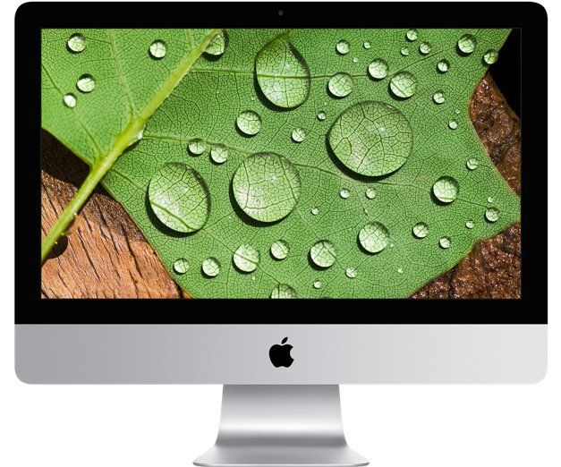 "Моноблок Apple iMac 21.5"" Retina 4K Core i5 3.1 ГГц,1 ТБ, Intel Iris Pro 6200 (MK452)"