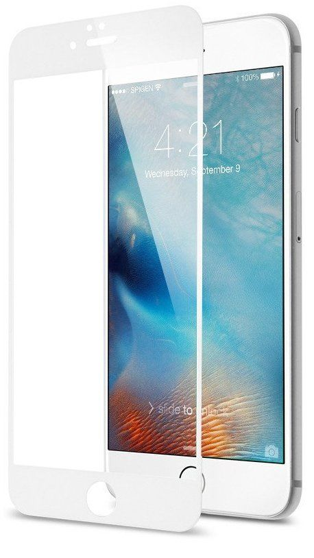 ONEXT Tempered Glass 6/6S Plus - White