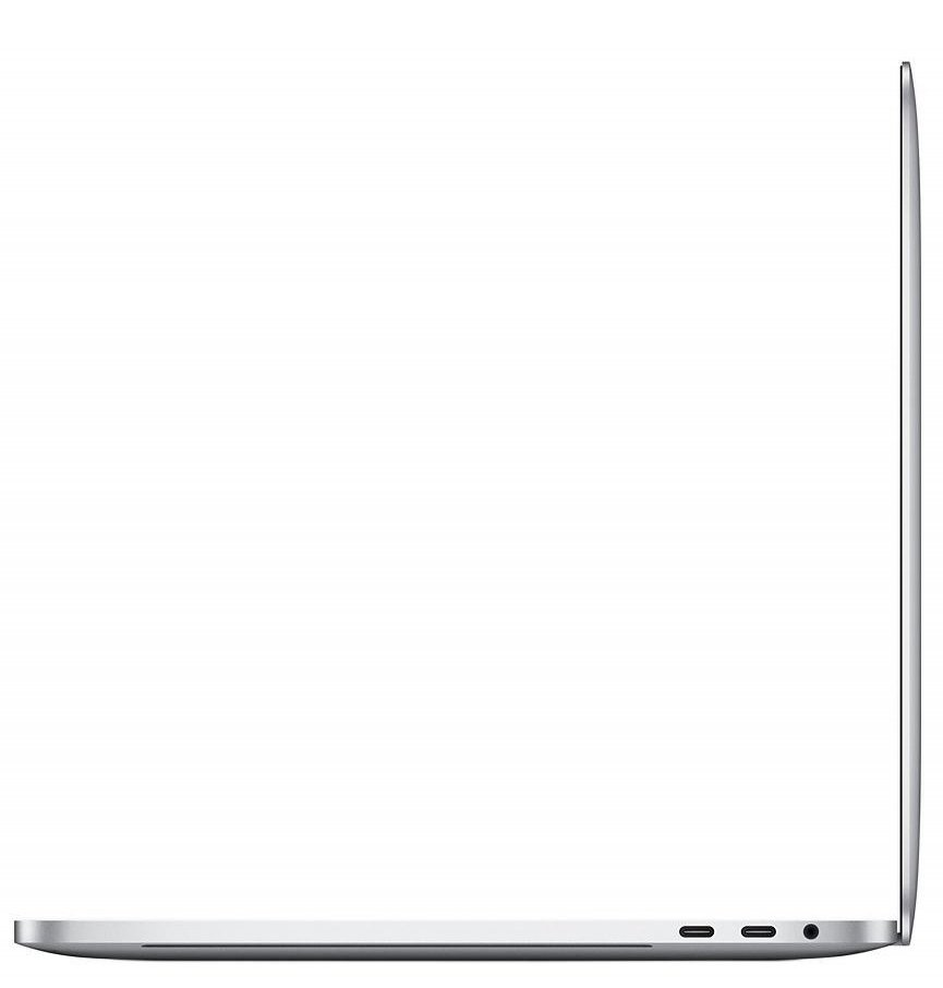 "Apple MacBook Pro 13"" Touch Bar 256 GB SSD Silver (MPXX2), картинка 3"