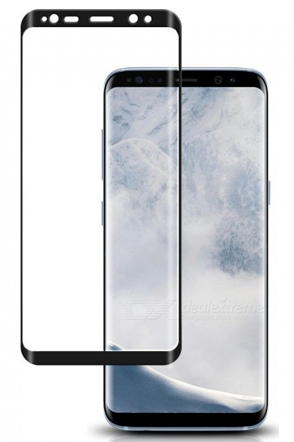 Защитное стекло DEVIA 3D Tempered Glass Samsung S9 Black
