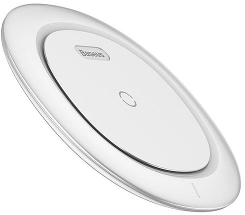Беспроводное ЗУ BASEUS UFO Desktop Wireless Charger White