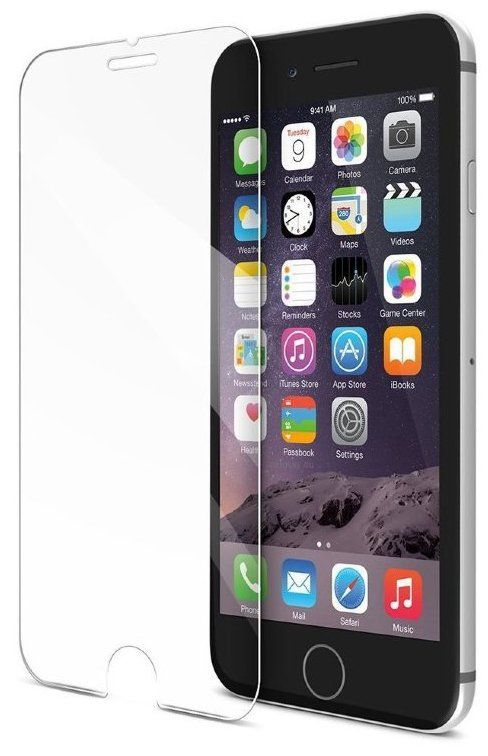REMAX Glass Crystal Screen iPhone 6/6S Plus, картинка 1