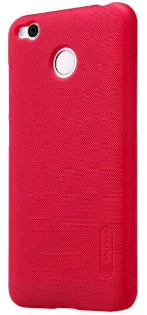 Nillkin Frosted Shield Xiaomi Redmi 4X - Red, картинка 4