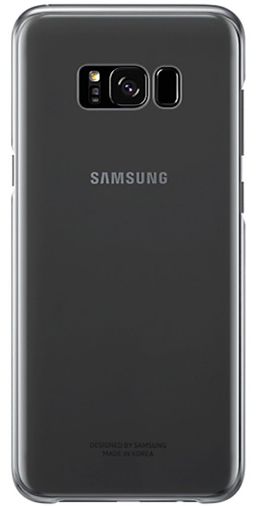Чехол Samsung Galaxy S8 Clear Cover - Black