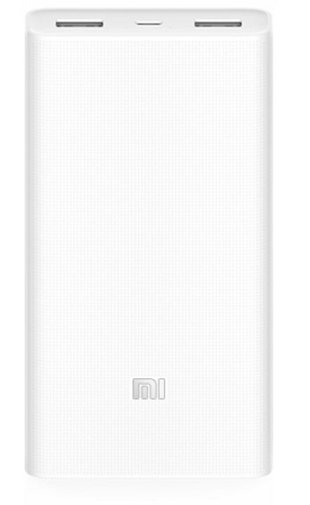 XiaoMi Power Bank 2 20000mAh - White, картинка 1