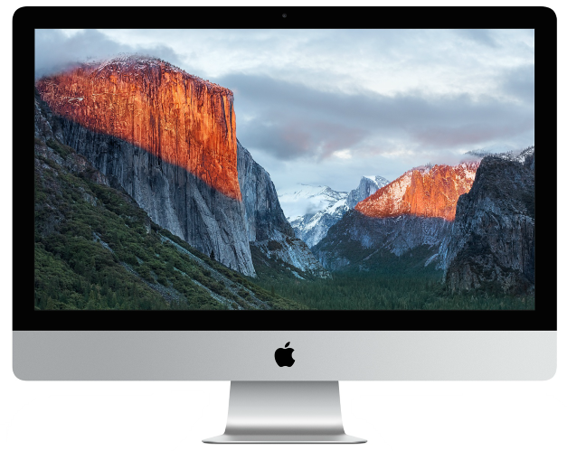 "Моноблок Apple iMac 21.5"" Core i5 1.6 ГГц, 1TB, Intel HD 6000 (MK142)"