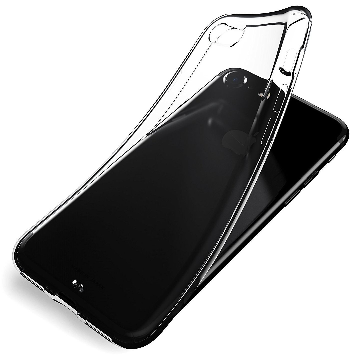 AndMesh iPhone 7 Plain Case Clear, картинка 3