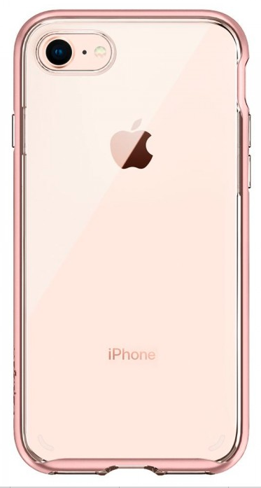 SGP Чехол iPhone 7/8 Neo Hybrid Crystal 2 Rose Gold