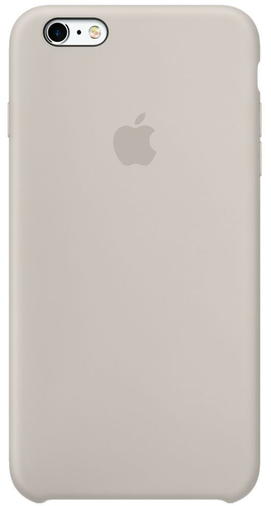 Чехол Apple iPhone 6/6S Silicone Case - Rose Grey