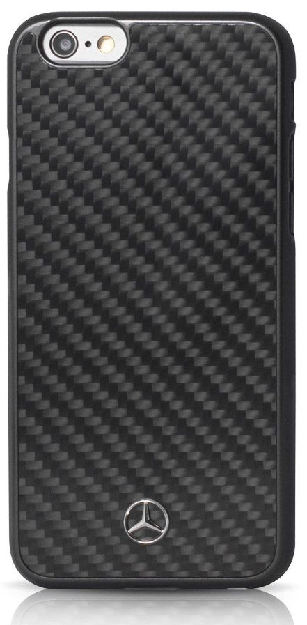 Mercedes Dynamic iPhone 7 Real Carbon Hard Case Black