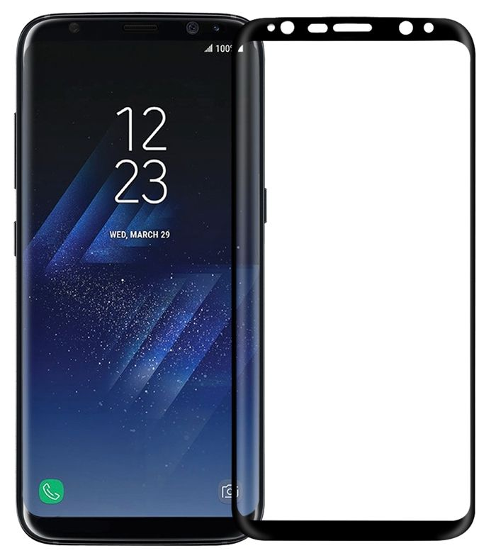 REMAX Tempered Glass + Case Galaxy S8 Plus