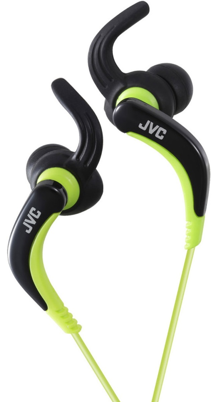 Наушники JVC Sport Waterproof HA-ETX30 - Black, картинка 1