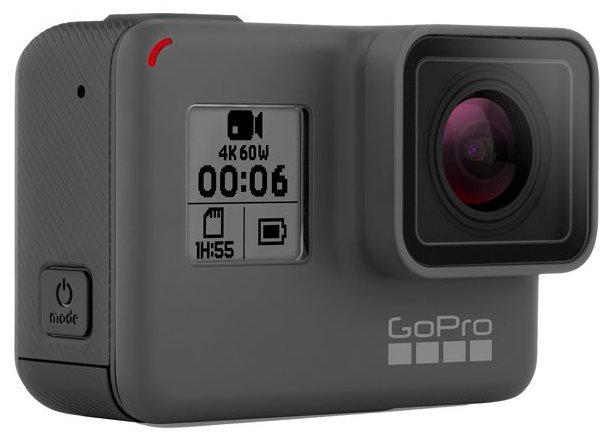 Экшн-камера GoPro HERO6 Black Edition (CHDHX-601), картинка 4