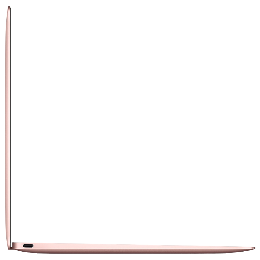 "Apple MacBook 12"" Retina 512 SSD Rose Gold (MMGM2), картинка 4"