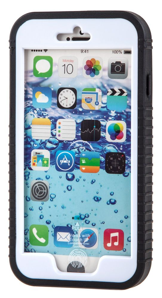 WaterProof iPhone 6 Case - White, картинка 1