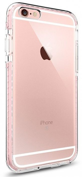 SGP iPhone 6S Ultra Hybrid Tech - Rose