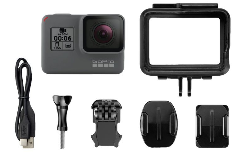 Экшн-камера GoPro HERO6 Black Edition (CHDHX-601), картинка 5