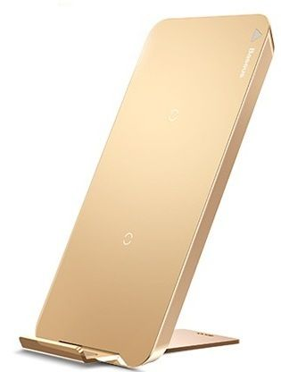 Беспроводное ЗУ BASEUS Wireless Charger Pad - Gold