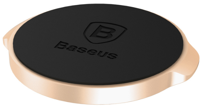 BASEUS Magnetic Car Holder - Gold