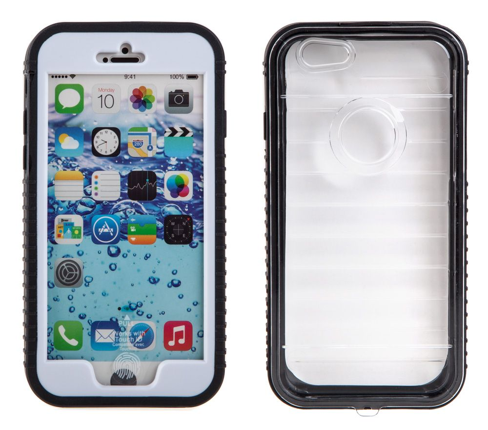 WaterProof iPhone 6 Case - White, картинка 2