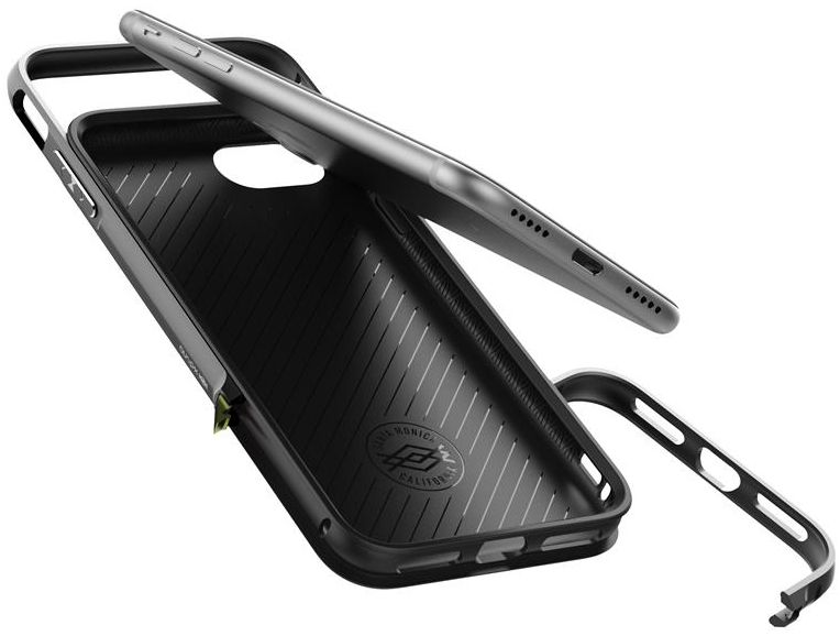 X-DORIA iPhone 7 Defense Carbon - Black, картинка 2