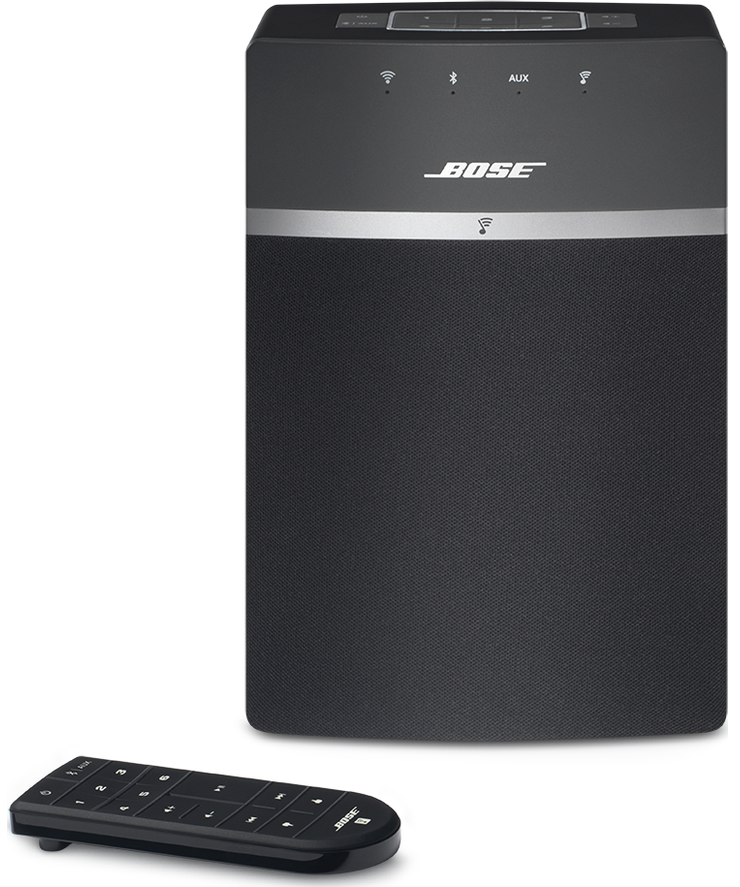BOSE SoundTouch 10 - Black, картинка 1