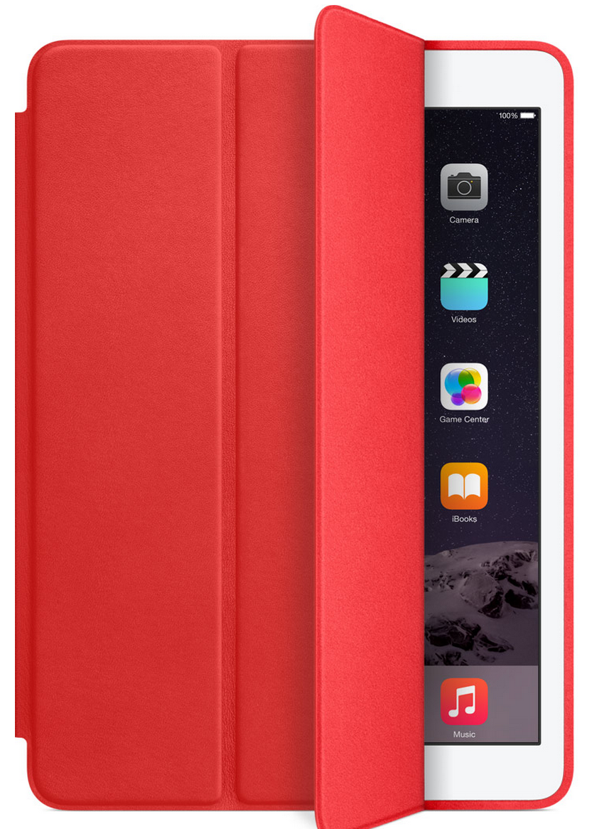 Apple iPad Pro 10.5 Smart Case - Red