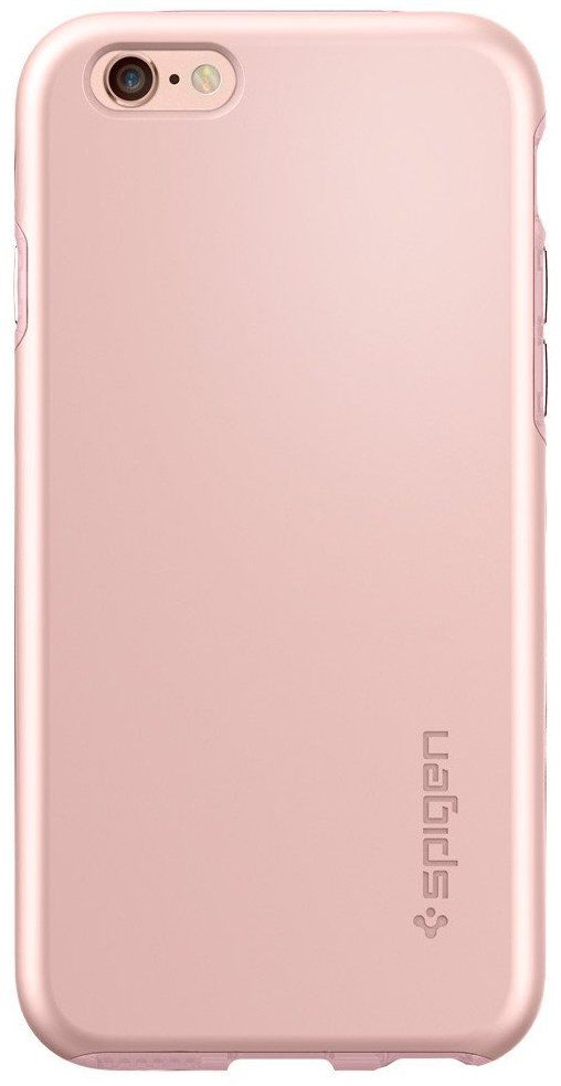 SGP iPhone 6S Thin Fit Hybrid - Rose Gold, картинка 2