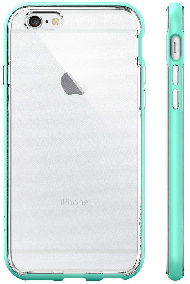 SGP iPhone 6S Neo Hybrid EX - Mint, картинка 3