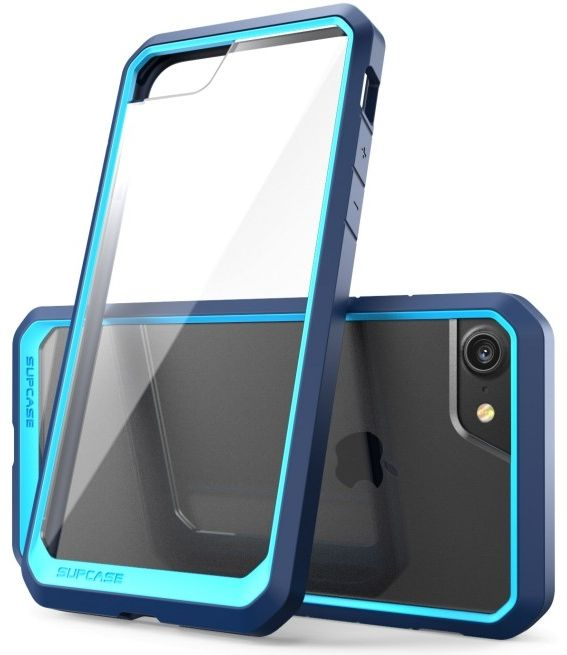 Supcase iPhone 7 Unicorn - Blue/Navy, картинка 2
