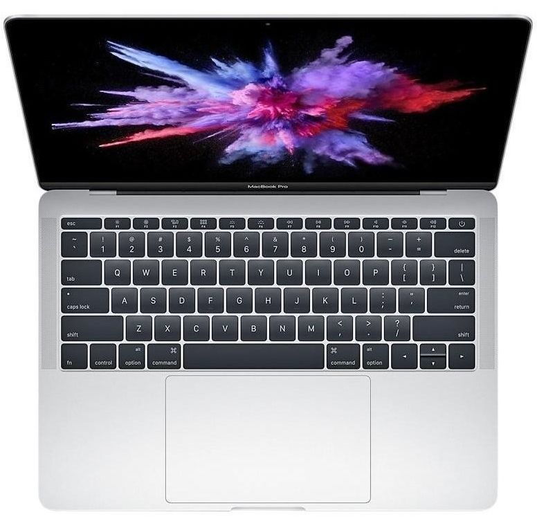 "Apple MacBook Pro 13"" Retina 256 GB SSD Silver (MPXU2), картинка 1"