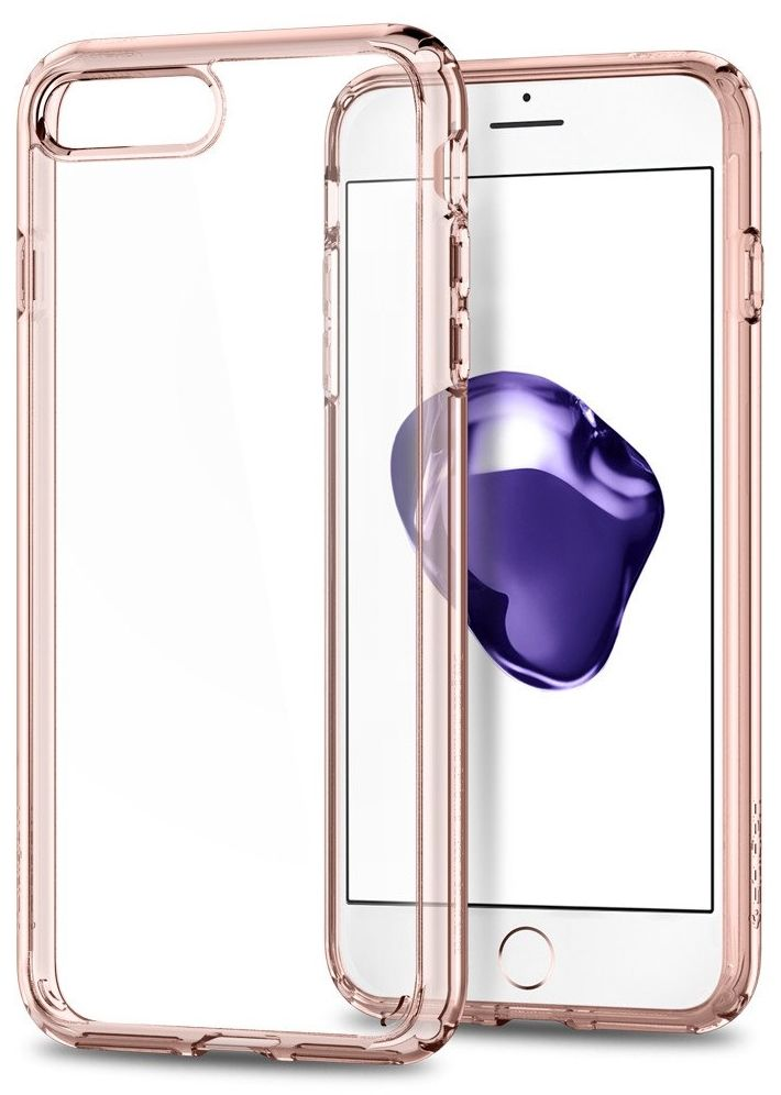 SGP Чехол iPhone 7 Ultra Hybrid 2 Rose Crystal