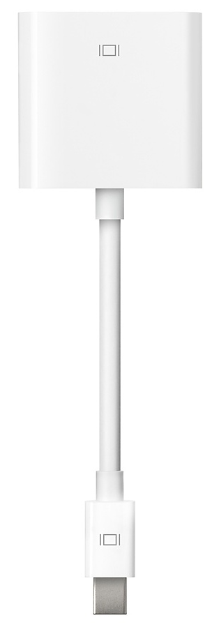 Apple Mini-DVI to DVI Adapter