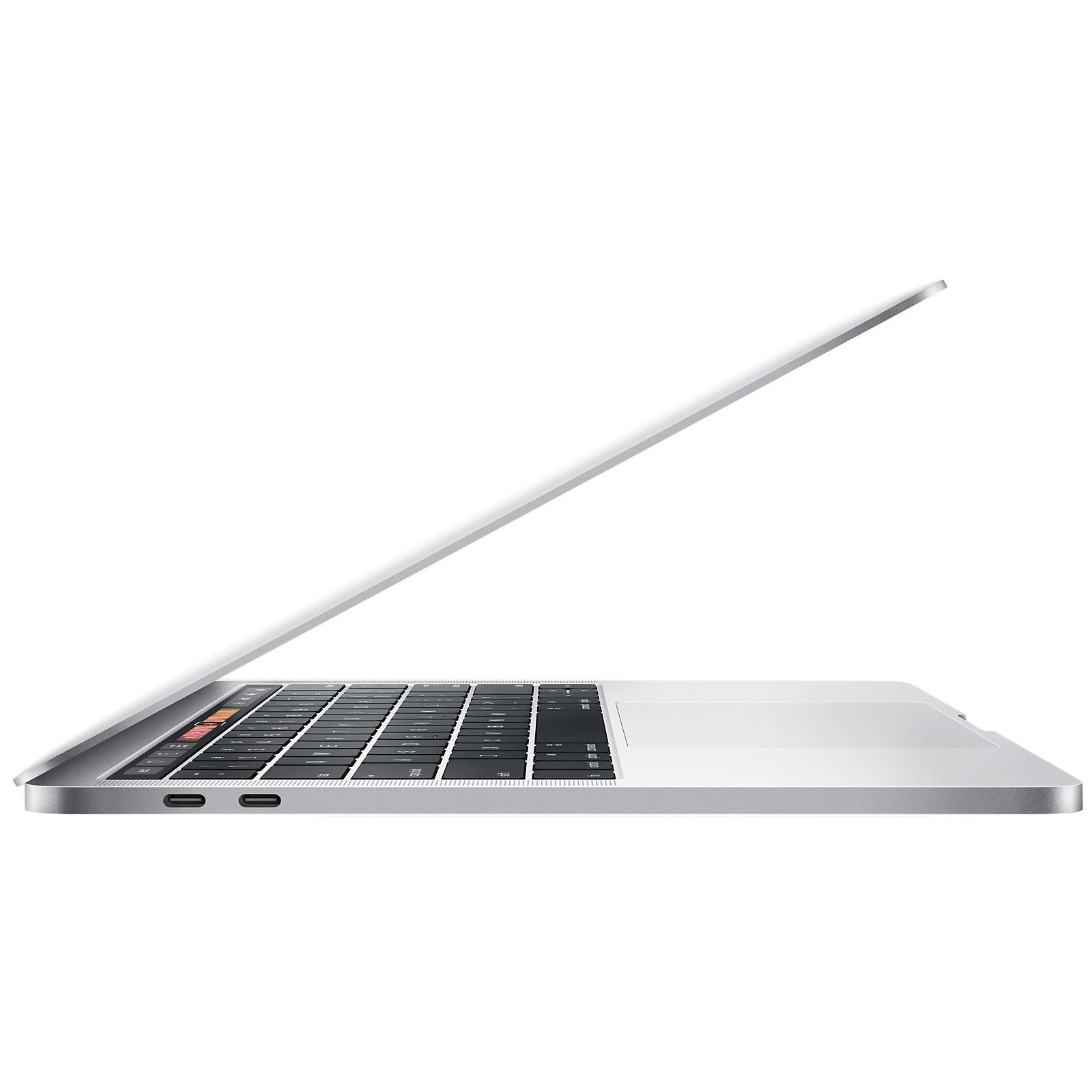 "Apple MacBook Pro 13""  Touch Bar 512GB Silver (MNQG2), картинка 4"
