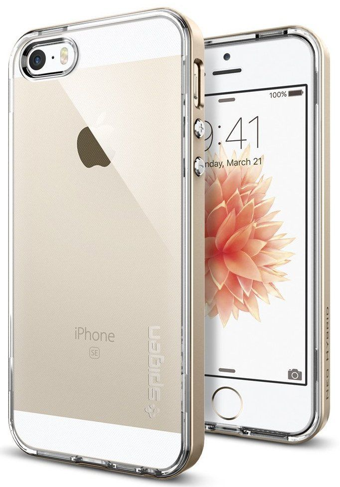 SGP  iPhone 5/5S Neo Hybrid Crystal -  Gold
