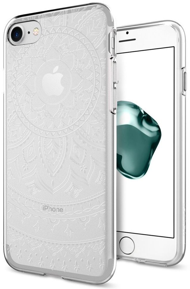 SGP Чехол iPhone 7 Liquid Crystal Shine Clear