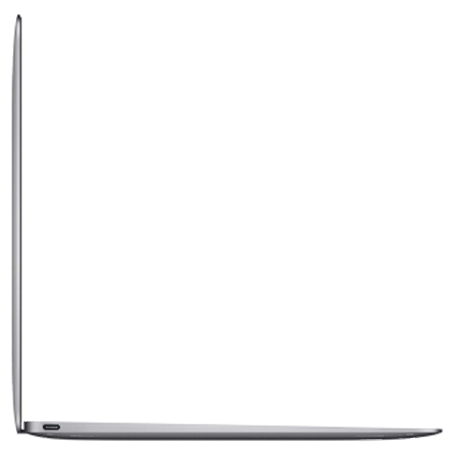 "Apple MacBook 12"" Retina 512 GB Flash Space Grey (MNYG2), картинка 5"