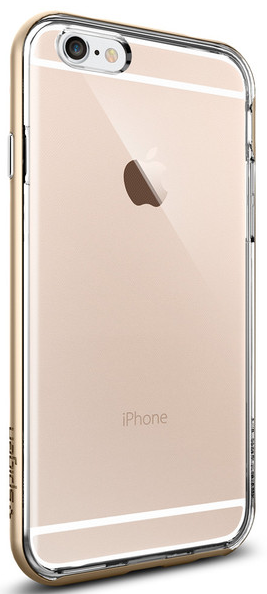 SGP iPhone 6S Neo Hybrid EX - Gold