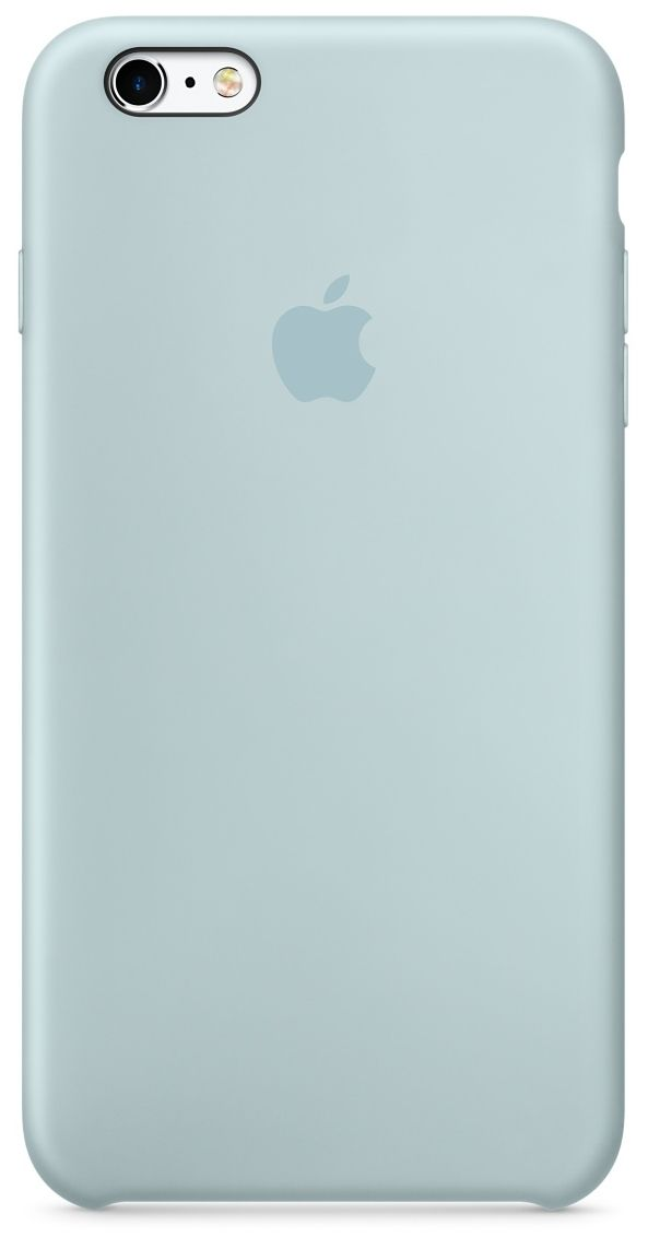 Apple iPhone 6/6S Silicone Case - Mint