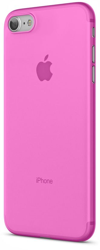 VIPE Flex iPhone 7 Ultra Slim 0.3 - Pink, картинка 1