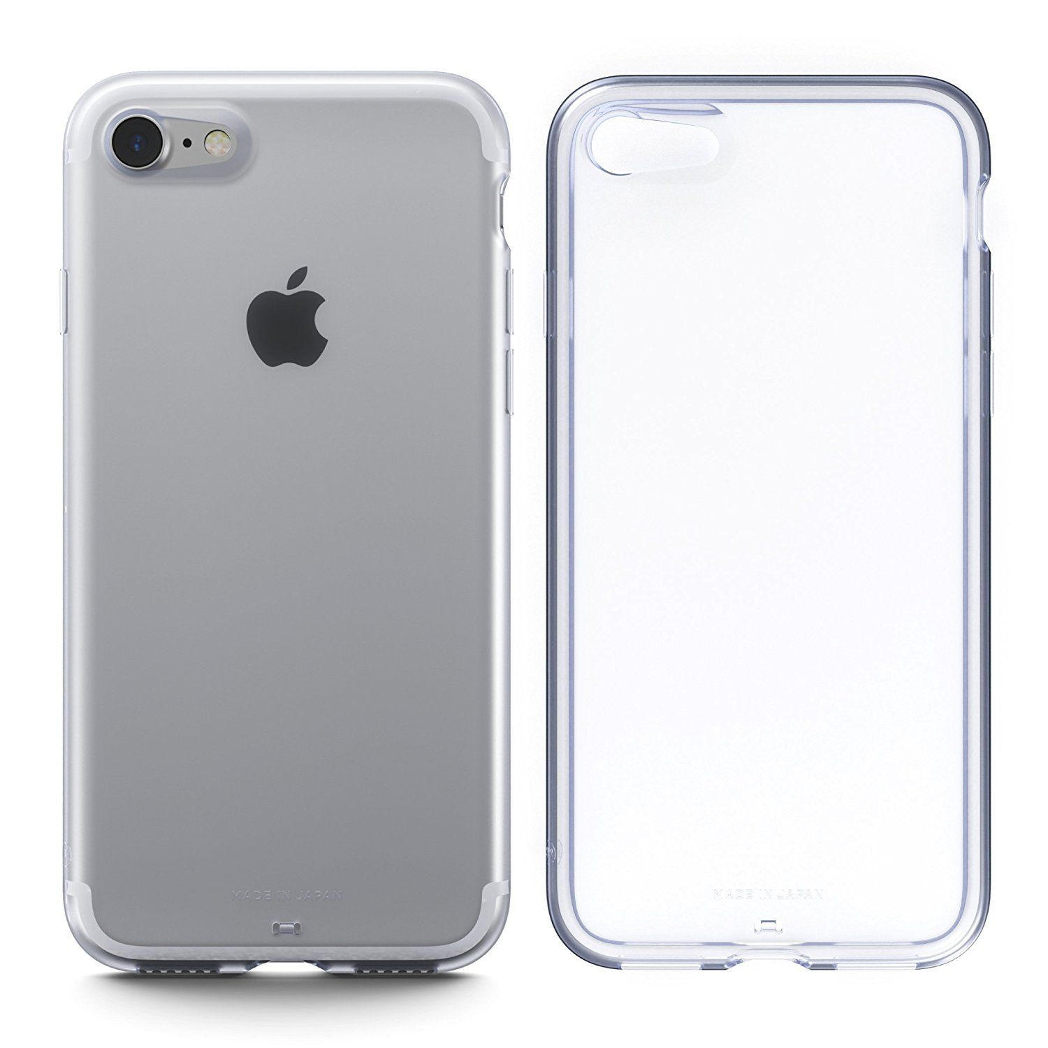 AndMesh iPhone 7 Plain Case Clear, картинка 2