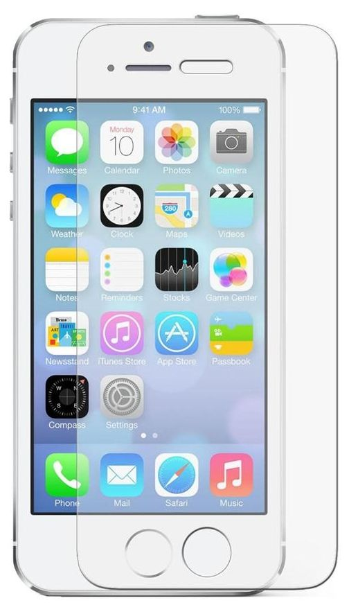 PORODO Tempered Glass 5/5S/SE - Clear