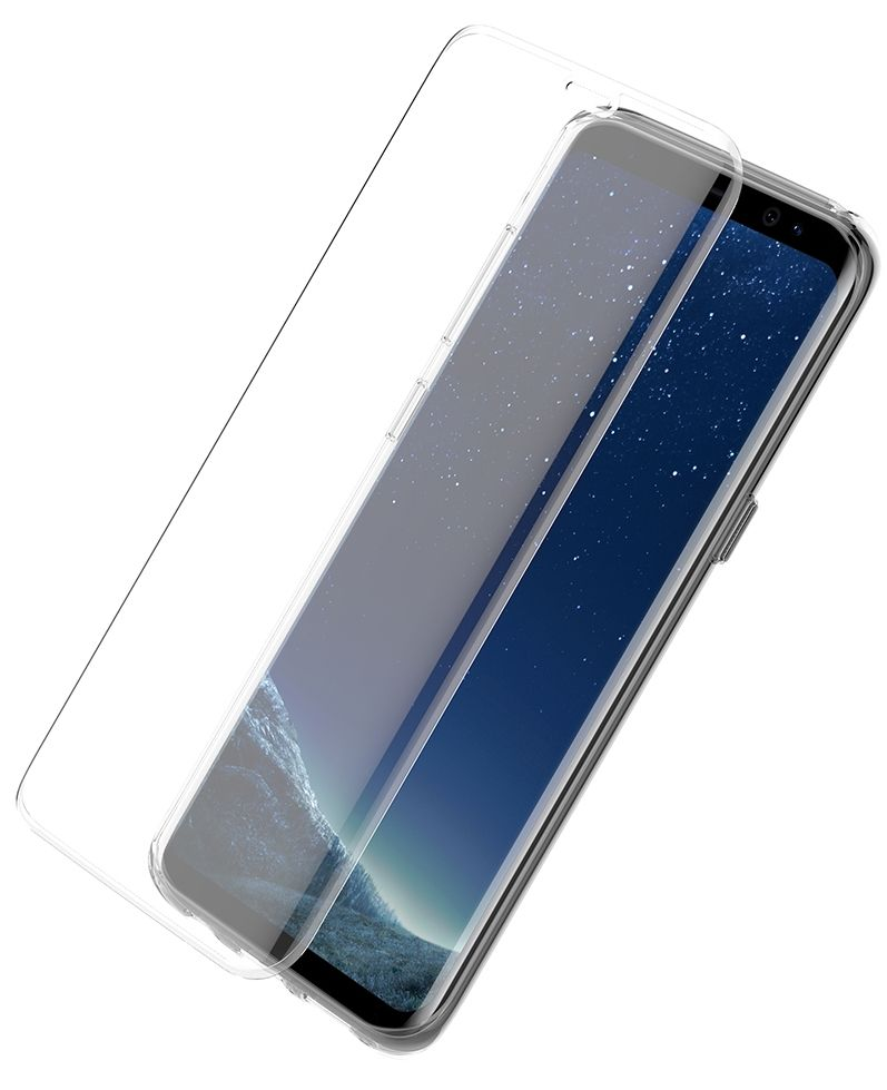 Screen Protector Clear Samsung S8+ Clear, картинка 2